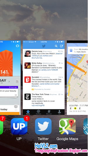 iphone 5s chạy chậm do đâu?