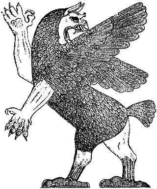 Goddess Tiamat Image