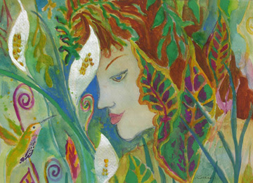 Janice Lucier—Acrylic, Oil