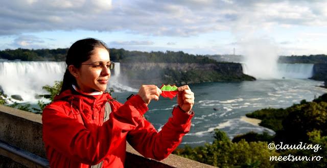 Niagara - alaturi de protestele pentru Rosia Montana