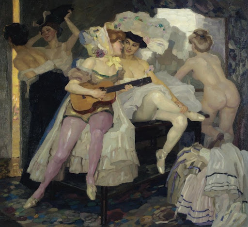 Leo Putz – Behind The Scenes
