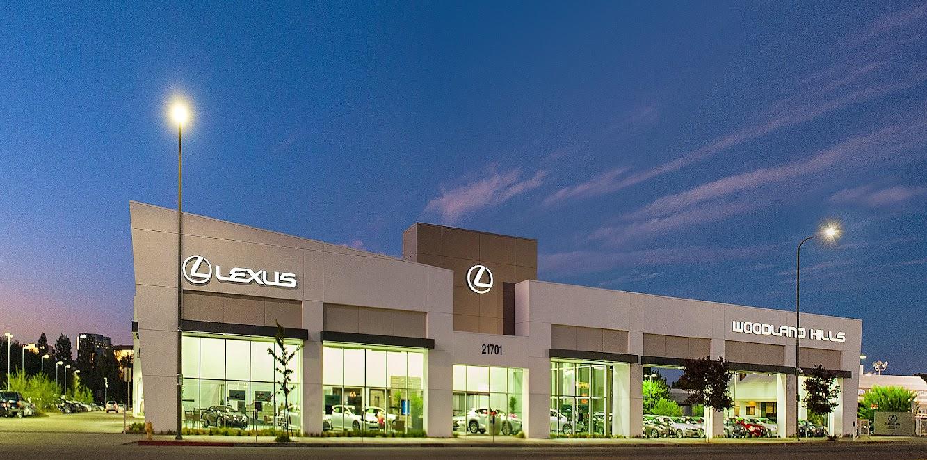 Lexus Los Angeles Directions