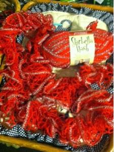Treasures Made From Yarn: WIP Wednesday