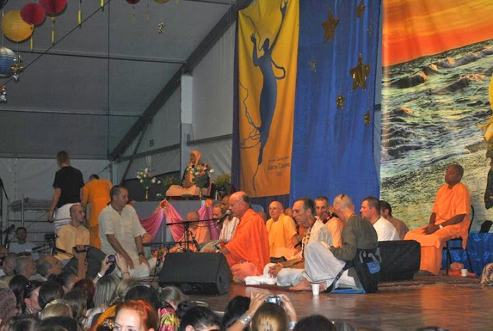 800 фото с фестиваля Бхакти Сангама 2011