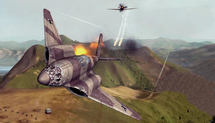 Chiến đấu cơ hoành tráng trong World of Warplanes - Ảnh 29