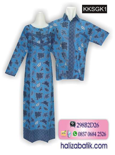 sarimbit batik, gambar model baju batik terbaru, trend batik 2015