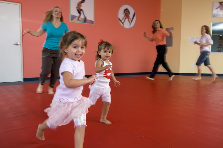 Parents and Kids Stay Active at The Little Gym of Durham and Chapel Hill!