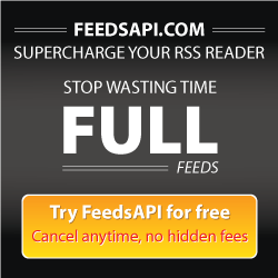 Full Text RSS Generator