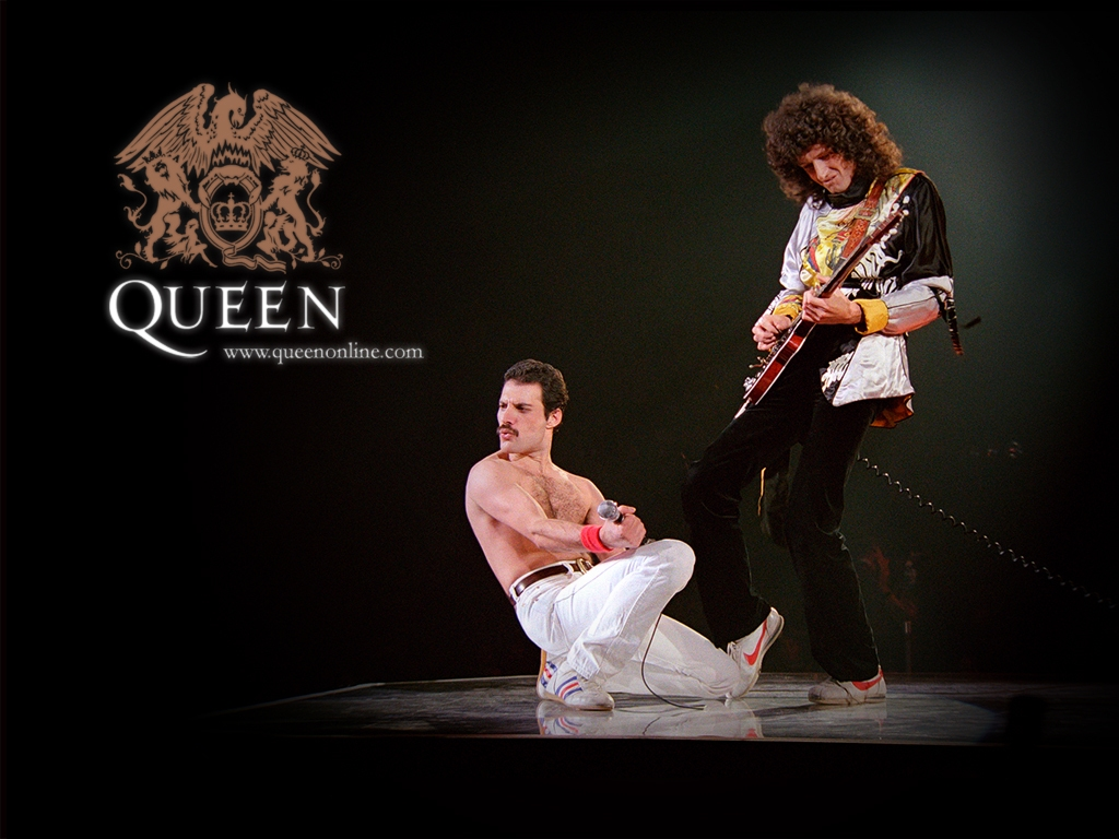 "rock band wallpapers: the greatest band ""queen"" wallpaper"