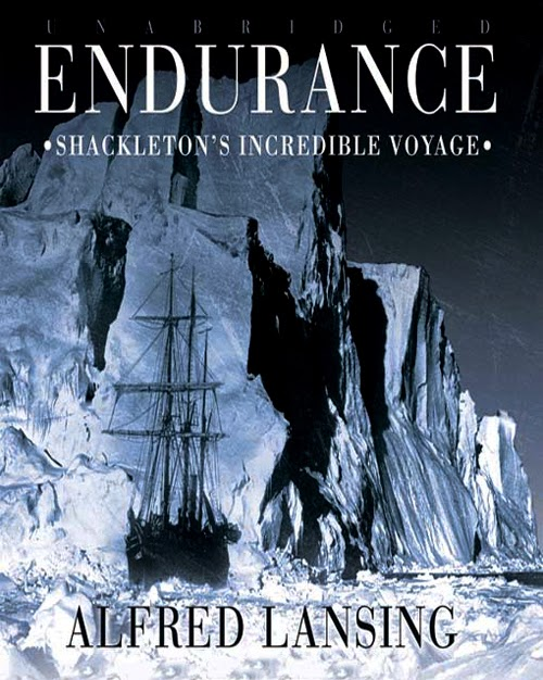 Endurance Shackleton's Incredible Voyage Alfred Lansing