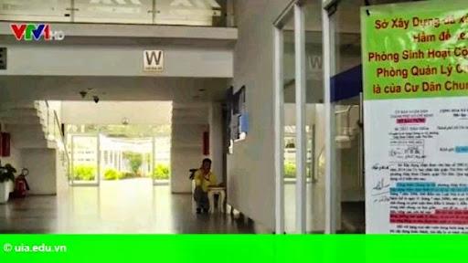 Hình 1: Chiếm giữ Quỹ bảo trì chung cư, DN đầu tiên bị kiện