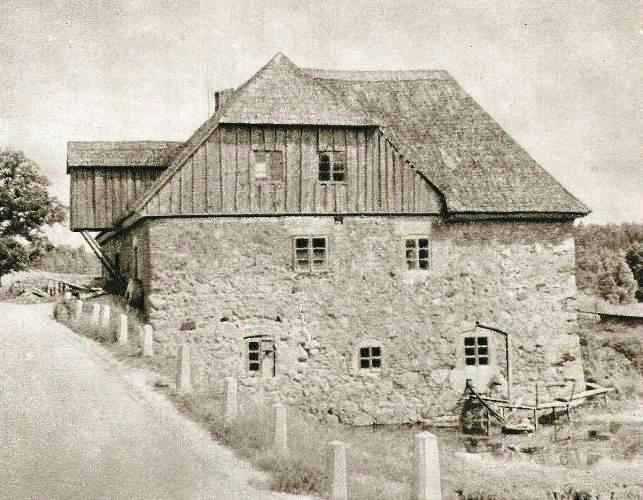 Plunjansche Mühle