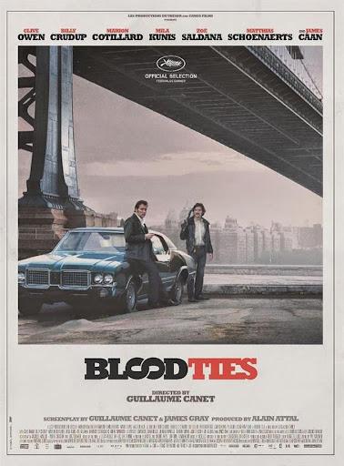 Δεσμοί Αίματος Blood Ties Poster