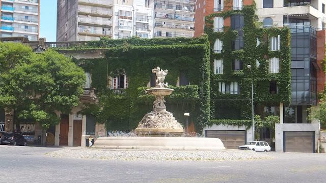 Fuente de las Utopías, Bajada Sargento Cabral, Rosario, Argentina, Elisa N, Blog de Viajes, Lifestyle, Travel