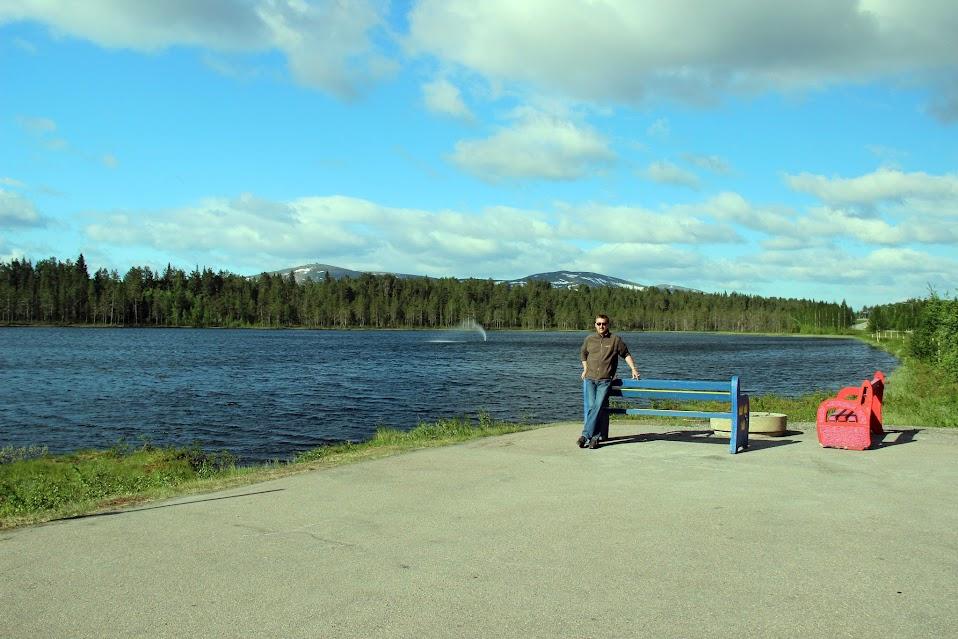 Рыбалка в Северной Норвегии, с точки зрения ленивых рыбаков