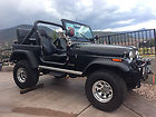 1983 Jeep CJ7 Laredo Sport Utility 2-Door 4.2L