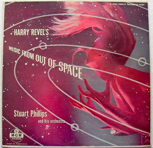 "Harry Revel's ""Music From Out of Space."""