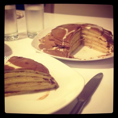 Pancake cake recipe - 02