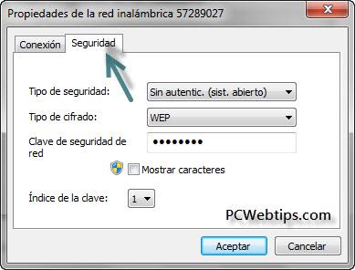 Como Ver la Clave de Mi Wi-Fi? Se Me Olvido! | PCWebtips.com