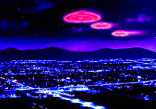 Aliens Ghosts And The Unidentified Flying Objects
