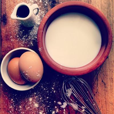Pancakes @monsieurtatin.blogspot.it
