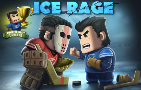 Ice Rage iPod Touch
