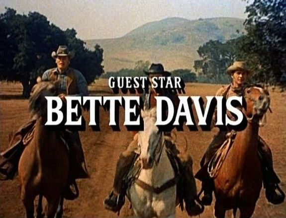 The Virginian - The Accomplice - Bette Davis