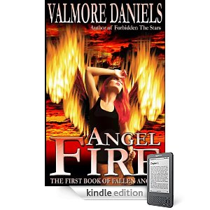 Kindle Nation Daily Free Book Alert, Tuesday, March 8: Eight Brand New Freebies! plus ... Angel Fire by Valmore Daniels (Today's Sponsor)