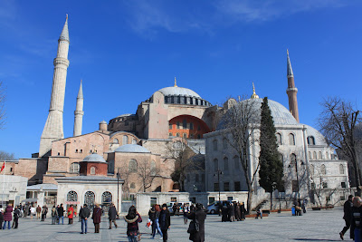 Santa Sofia - Istambul - Turquia
