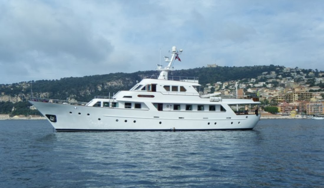 Benetti 30 Metre For Sale