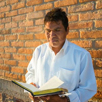 Meet Pastor Adir