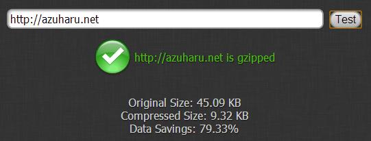 mempercepat loading website dengan gzip