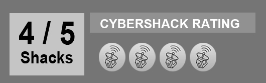 Cyberhshack TSF shell rating