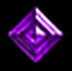 璀璨方正紫寶石