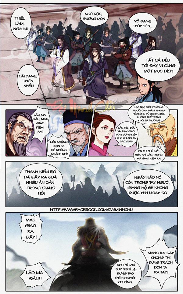 Emobi Games trình làng truyện tranh Đại Minh Chủ 7