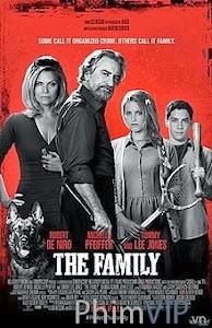 Đơn Giản Tôi Là Mafia - The Family poster