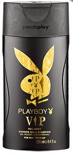 Gel tắm và gội 2 trong 1 dành cho nam Playboy No Sleep New York Full Body 250 ml -mỹ phẩm NGA