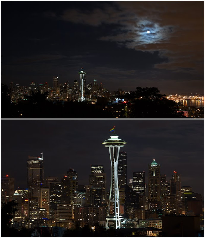 Seattle: Kerry Park