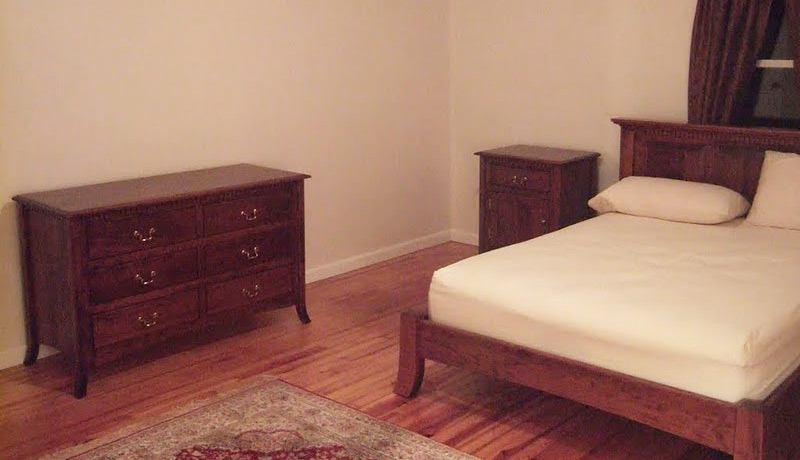 Bed Nightstand And Dresser