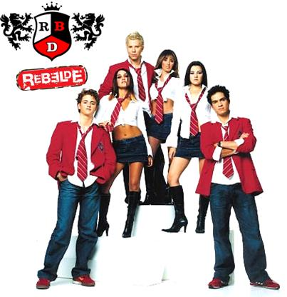 RBD Rebelde – Fuego – Mp3