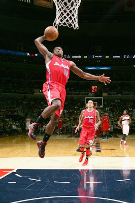 wearing brons nba lebron10 bred eric bledsoe 06 Wearing Brons: Breds, Carbons, Canaries, Xmas, IDs and More!