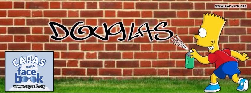 Capas para Facebook Douglas