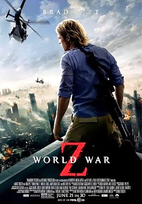 Filme Poster Guerra Mundial Z TS XviD & RMVB Legendado