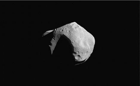 Asteroid 2012 EG5