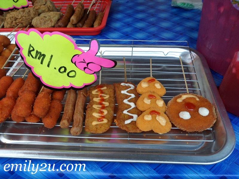 Ramadan Bazaar @ Medan Gopeng, Ipoh