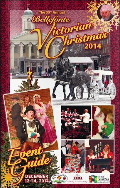 Bellefonte Victorian Christmas