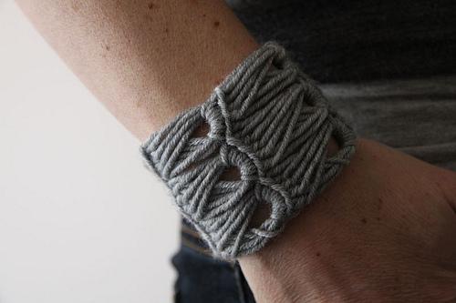 Awesome Crochet Bracelet Tutorials The Beading Gems Journal
