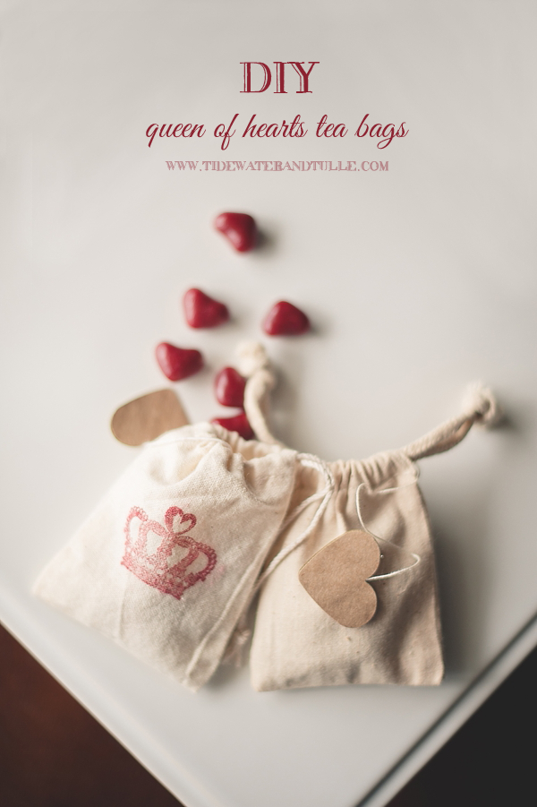 queen of hearts tea bags