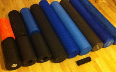 Stort test av foamrollers