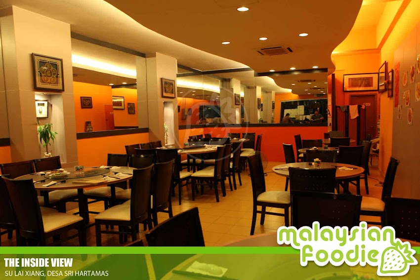 SU LAI XIANG VEGETARIAN HOUSE, DESA SRI HARTAMAS (INVITED REVIEW)